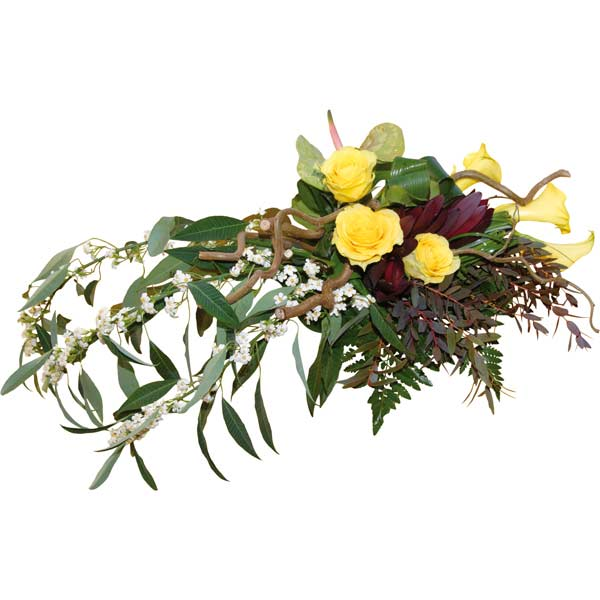 Bouquet de fleurs obsession
