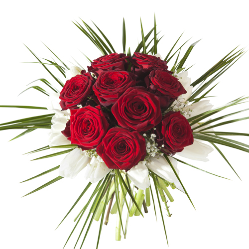 livraison roses saint Valentin