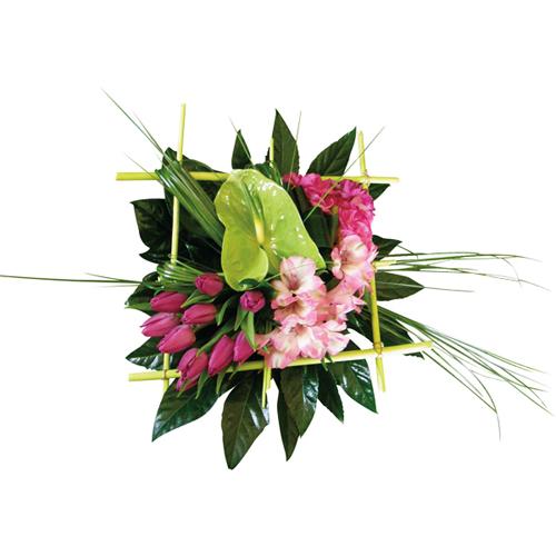 Commander fleurs express livrer bouquet de fleurs bonheur for Commander un bouquet