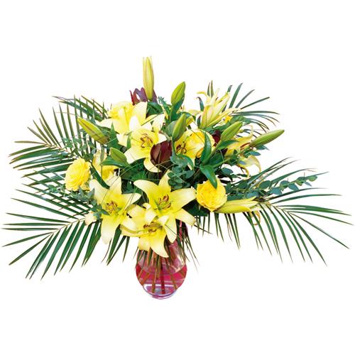 Livraison domicile fleurs entrefleuristes for Bouquet de fleurs livraison a domicile