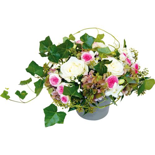 livraison composition de fleurs rapide livrer des fleurs am thyste entrefleuristes. Black Bedroom Furniture Sets. Home Design Ideas