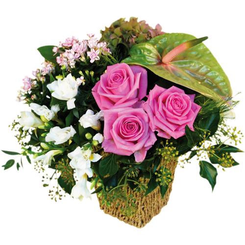 Commande fleur domicile entrefleuristes for Livraison fleurs paypal