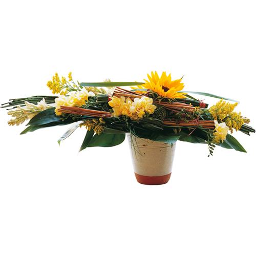 achat en ligne composition florale livraison fleurs oeil de tigre entrefleuristes. Black Bedroom Furniture Sets. Home Design Ideas