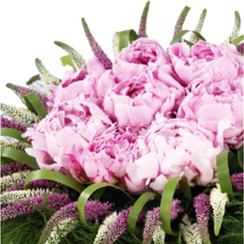 Envoi domicile composition de fleurs de qualit for Envoi fleurs domicile