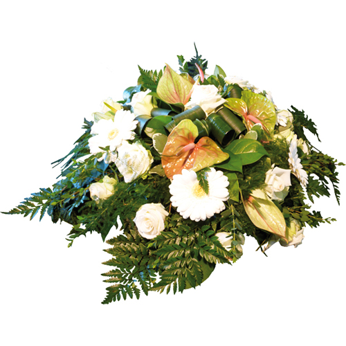 La livraison de fleurs pour deuil en 4h for Composition de fleurs