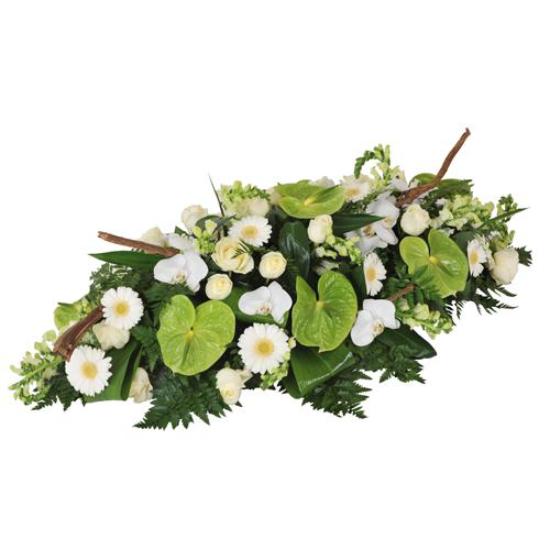 D couvez nos compositions de fleurs deuil qualit et for Fleurs fraiches