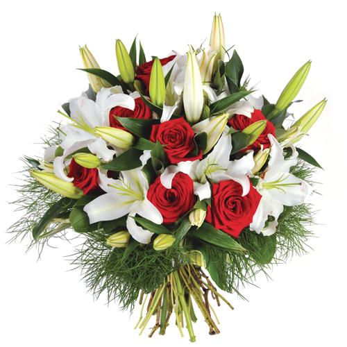 Livraison de bouquets de fleurs par artisan fleuriste for Bouquet de fleurs 974
