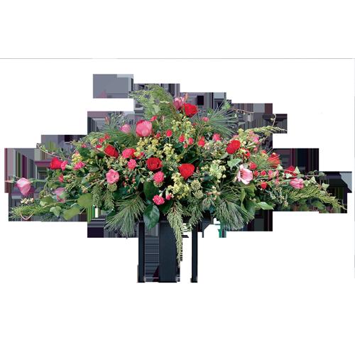 Page 2 d couvez nos compositions de fleurs deuil for Fleurs livrees
