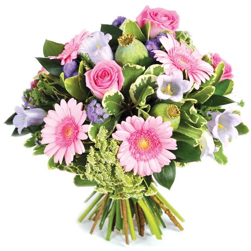 D couvrez nos bouquets solidaires confectionn s for Livrer des fleurs demain