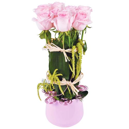 Livraison De Fleurs De Qualites Par Un Artisan Fleuriste