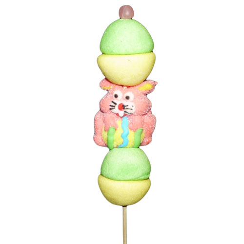 Lapinou - (Réf Brochette Bonbon B5315, Lapinou,Collection Pr ...
