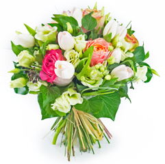 envoyer fleurs a distance