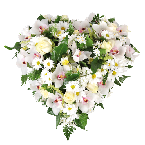 Exprimez votre soutien avec des fleurs pour un deuil for Site livraison fleurs
