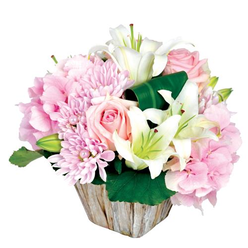 Fleurs f te des m res livraison fleurs et cadeaux pour maman for Site livraison fleurs
